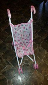 Floral / Pink Baby Doll Stroller in Fort Campbell, Kentucky
