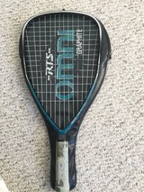 Racquetball Graphite Racquet w cover in Westmont, Illinois