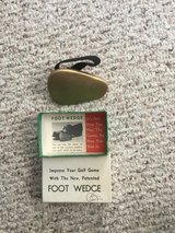 Foot Wedge in Naperville, Illinois