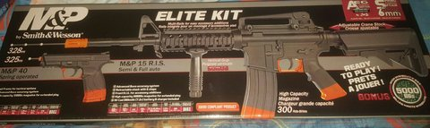 Smith and Wesson M&P Elite Airsoft in Joliet, Illinois