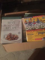 TONS AND TONS of cookbooks!!! in Leesville, Louisiana