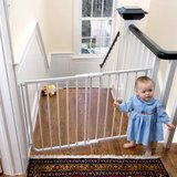 Cardinal Gates Stairway Special Pet or Child Safety Gate in Chicago, Illinois