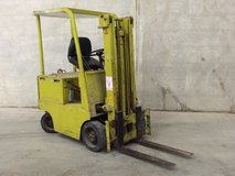 Mitsubishi Fork Lift - Battery Power in Naperville, Illinois