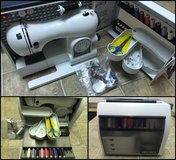 Euro Pro sewing machine in Travis AFB, California
