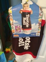 Infant Tootsie Roll Costume in Perry, Georgia