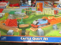 TRACKMASTER CASTLE QUEST SET in Naperville, Illinois