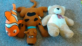 Large Stuffed Animals-Scooby has sold in Alamogordo, New Mexico