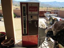 Coca Cola Machine Reduced in Alamogordo, New Mexico