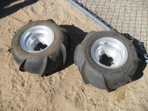 ###  Sand Shark Paddle Tires  ### in 29 Palms, California