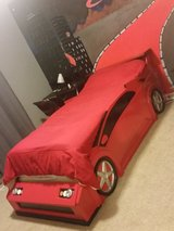 Car Bed, solid wood twin in Aurora, Illinois
