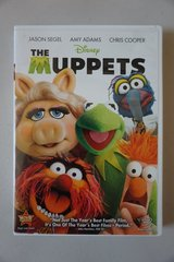 Disney The Muppets Movie DVD in Oswego, Illinois