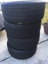 Gently used tires in Wilmington, North Carolina