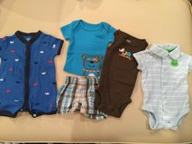 Newborn Carter's outfits in Yorkville, Illinois