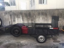 box trailer with gate - Reduced! in Okinawa, Japan