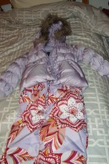 Gap Kids, Girls sz 4, 2pc snow suit (parka and coveralls) in Ramstein, Germany
