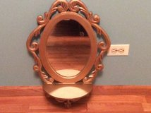 Decorative wall mirror in Glendale Heights, Illinois