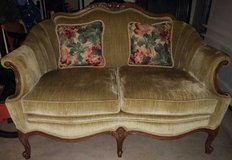 ANTIQUE LOVESEAT in St. Charles, Illinois