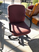 Office chair in Fort Riley, Kansas