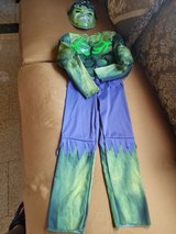 Incredible Hulk kids costume in Naperville, Illinois
