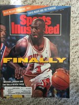Michael Jordan Sports Illustrated - FINALLY issue in St. Charles, Illinois