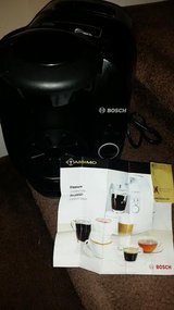 Bosch Tassimo Coffee Maker in Fort Campbell, Kentucky
