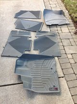 Toyota Siena Weather Tech Floor Mats - Gray in Aurora, Illinois