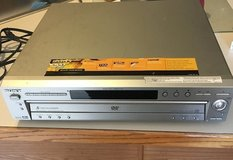 Sony 5 DVD/CD Changer in Naperville, Illinois