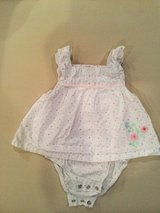 First Moments dress..size 0-3 months in Aurora, Illinois