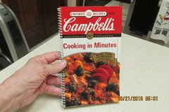 Campbell's All Time Favorite Recipes Cookbook in Houston, Texas