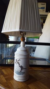 Vintage Geese Lamp in Fort Knox, Kentucky