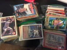 Baseball cards in Vacaville, California