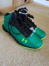 Under Armour basketball gymshoes new in Lockport, Illinois