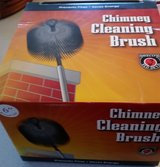 Chimney Cleaning Brush (2, New) - Almost fireplace season! in Macon, Georgia