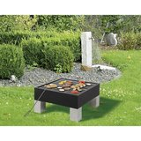 New Square Fire Pit, Grill and BBQ in Ramstein, Germany