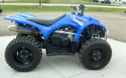 ATV 2009 Yamaha Wolverine 4x4 in Joliet, Illinois