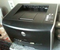 supergood Dell 1720 Laser black printer, small office size with spare toner in Tacoma, Washington