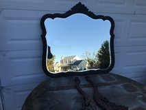Mahogany Ornate Beveled Mirror in Cherry Point, North Carolina