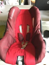 Car seat in Ramstein, Germany