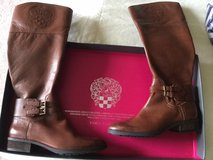 Boots/100% Genuine Leather Knee High by Vince Camuto - Size: 9M in Cleveland, Ohio