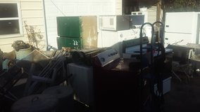 Looking for unwanted scrap metal, appliances, lawn equip, aluminum in Perry, Georgia