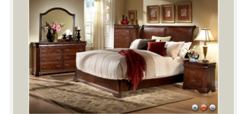 Low Profile King Bed Group- On Sale in Beaufort, South Carolina