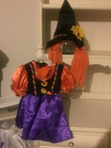 Halloween Witch Costume - Toddler/Infant in Cleveland, Texas