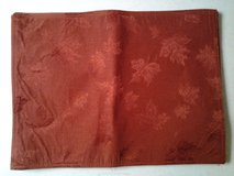 *New* Rust Autumn Leaf Placemat (Set of 4) in Eglin AFB, Florida