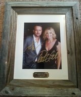 Autographed Tim Mcgraw - Faith Hill in Alamogordo, New Mexico