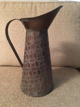 Decorative watering can in Oswego, Illinois