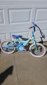 Huffy Disney Frozen Bike in Fort Campbell, Kentucky