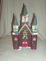 Dept. 56 - St. Luke's Church in Naperville, Illinois