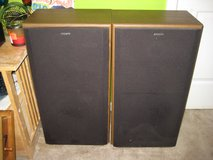VINTAGE SONY SS-U610 SPEAKERS in Cherry Point, North Carolina