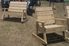 Treated & Sealed Outdoor Furniture in Fort Polk, Louisiana
