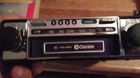 CLARION AUTO 8 TRAC/FM/MPX Player in Alamogordo, New Mexico